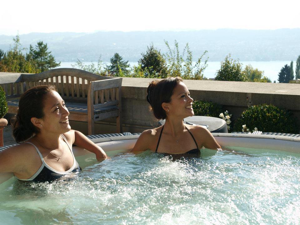 Softub Hydrotherapy
